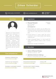 medical resume template have professionals useful tips for you    choose perfect medical resume template for