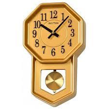 Настенные часы RHYTHM CMP545NR18. Цена ... - ROZETKA