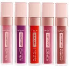 Губная помада L'Oreal Paris Les macarons ultra matte liquid lipstick ...
