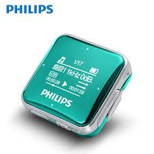 <b>PHILIPS</b> SA2208 Original <b>Sports MP3</b> Music Player with 8GB 0.9 ...