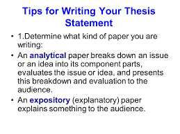 introduction to the essay writing writing in college often takes  tips for writing your thesis statement determine what kind of paper you are writing