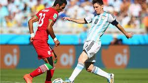 دانلود بازی خاطره انگیز ایران - آرژانتین