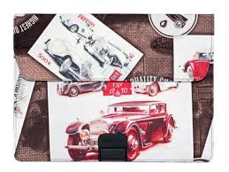 <b>Аксессуар Чехол</b> папка 15 16 inch <b>Vivacase для</b> MacBook Air Cars ...