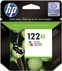 Картридж <b>HP 122XL</b> (<b>CH564HE</b>), голубой, пурпурный, желтый ...