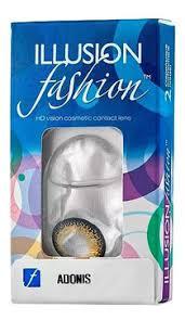 <b>Контактные линзы Fashion Adonis</b> (2 линз), купить по лучшей ...