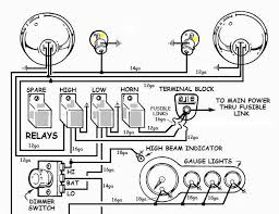 automotive wire diagram light nilza net on simple electrical wiring diagrams basic light switch diagram