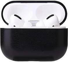 Leather Case Compatible for AirPods Pro, AirPods ... - Amazon.com