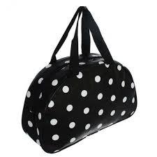 """<b>Косметичка</b>-сумка на молнии """"Горох"""", 1 отдел, чёрная, цена 9,90 ..."""