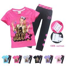 <b>2018 Hot Sale</b> Girls's Fashion <b>T Shirt</b> And Pants The Jojo Siwa ...