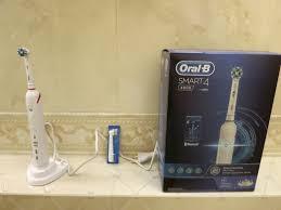 Обзор от покупателя на <b>Зубная щётка электрическая Oral</b>-<b>B</b> ...