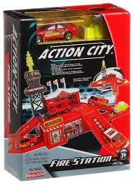 <b>Realtoy Пожарная станция</b> 28520 — купить по выгодной цене на ...
