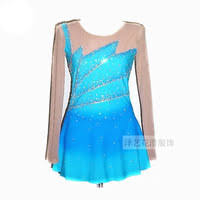 kids ice skating dress women hot sale figure dresses for girls custom clothing free shipping spandex