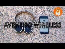 Обзор <b>Beyerdynamic Aventho Wireless</b> - накладные Bluetooth ...