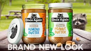 Once Again Nut Butter | <b>Natural</b> Nut Butter | <b>Organic Peanut Butter</b>