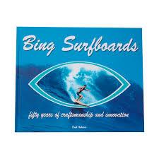 Bing Surfboards Hardcover Book - Island Surf Company