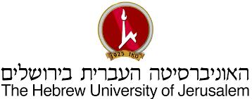 Image result for לוגו האוניברסיטה העברית