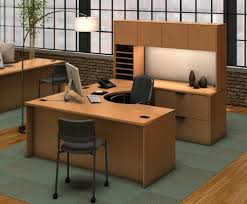 furniture furnishing medium size stunning arch floor lamp feats with cool u shaped computer desk amazing office desk hutch