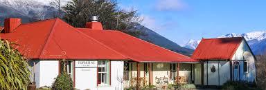 <b>Tophouse</b> Historic Inn | Accommodation | Nelson Lakes