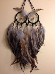 <b>Owl Dream Catcher</b>