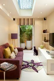Purple Living Room Design Divine Neutral Long Narrow Living Room Design Concept Showcasing