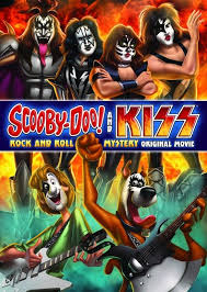Scooby-Doo e Kiss: O Mistério do Rock and Roll