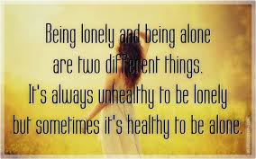 Depressing Quotes About Being Alone | Picture Quotes, Love Quotes ... via Relatably.com