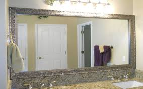 captivating framed for bathroom mirror ideas close white wall paint plus marble navity captivating bathroom vanity twin sink enlightened