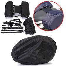 <b>2pcs</b> Motorcycle Side Saddle <b>Bag Oxford</b> Cloth Panniers Package ...