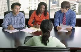 be creative interview questions kds executive search staffing high angle view of four business executives in a meeting