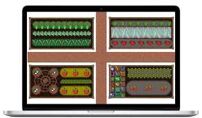 Small Picture Vegetable Garden Planner and Garden Design Software