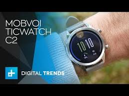 Mobvoi <b>TicWatch C2</b> - Hands On Review - YouTube