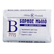 <b>Мыло</b> `<b>НЕВСКАЯ КОСМЕТИКА</b>` борное 90 г по выгодной цене в ...