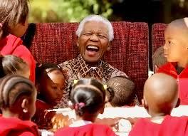 Resultado de imagen de Fondo para niños Nelson mandela