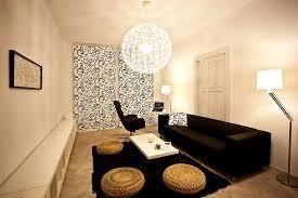 lighting small polish apartment designs apartment lighting ideas
