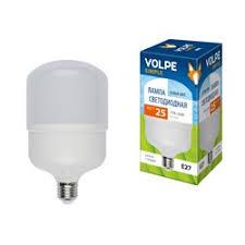 <b>LED</b>-<b>M80</b>-<b>25W</b>/<b>NW</b>/<b>E27</b>/<b>FR</b>/<b>S</b> картон <b>Volpe</b> Лампы светодиодные