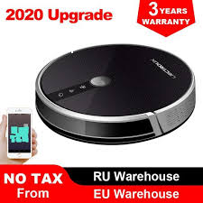 US $194.92 56% Off | <b>LIECTROUX C30B Robot</b> Vacuum Cleaner ...