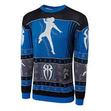 "<b>Roman Reigns</b> ""<b>It's My</b> Yard"" Ugly Holiday Sweater – WWE Shop"