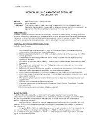 sample resume healthcare sample resume format for hospital job sample resume healthcare resume medical biller sample medical biller resume sample printable