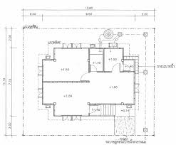 Amazing One Bedroom House Plans   Thai House Plans Compact    Amazing One Bedroom House Plans   Thai House Plans Compact Bedroom Teakdoor Com The