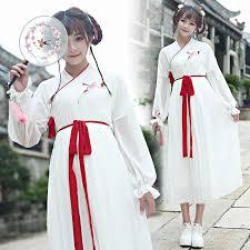 Ancient <b>Chinese</b> Costume Women's <b>Hanfu</b> Dresses <b>Chinese Style</b> ...