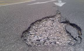Image result for harare potholes