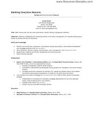 banking resume   sales   banking   lewesmrsample resume  exles of resumes for banking