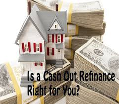 Image result for cash out refinance