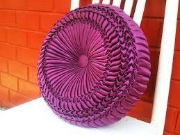Big Size Home Decor Pillow <b>Cotton Smock</b> by JanyarakDesign ...