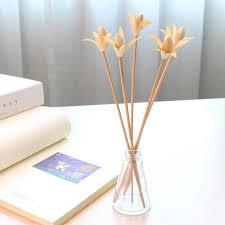 Lychee Life 5 шт. деревянный <b>цветок</b> Рид диффузор без огня ...