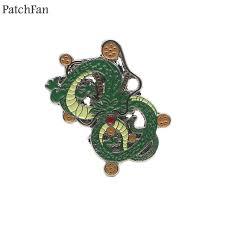 <b>Patchfan</b> Zinc pins brooches for men <b>Dragon ball</b> para backpack ...