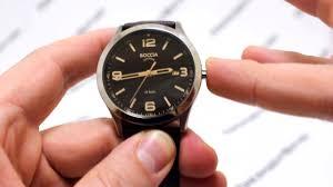 <b>Часы Boccia</b> Titanium 3583-01 - видео обзор от PresidentWatches ...