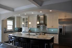 Kitchen Remodeling In Chicago Kitchen Simple Designed Kitchen Extractor Combined With Tiled