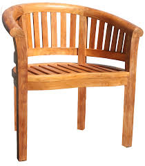 teak chair teak chair teak peanut chair made by chic teak chic teak furniture