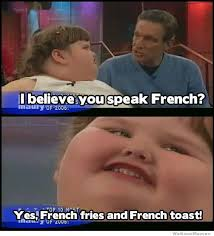 Meanwhile On Maury: I Believe You Speak French? - NoWayGirl via Relatably.com